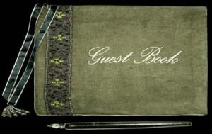 Damian Clark - Guest Book