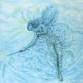 Winter Fairy Print