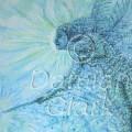 Winter Fairy (Detail 1) Print